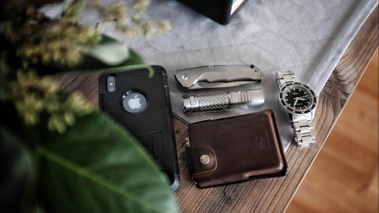 Everyday Carry Update Spring 2020 I What's In My Pockets?
