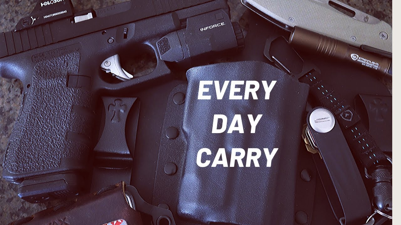 My Everyday Carry | Winter 2020