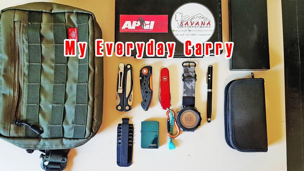 My Everyday Carry | My EDC
