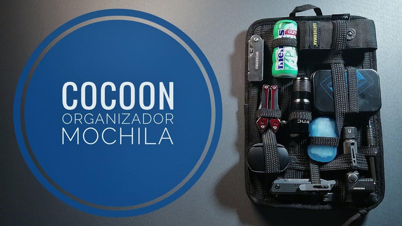 Organizador para Mochila - Cocoon Organizer ✔️ (Everyday Carry)