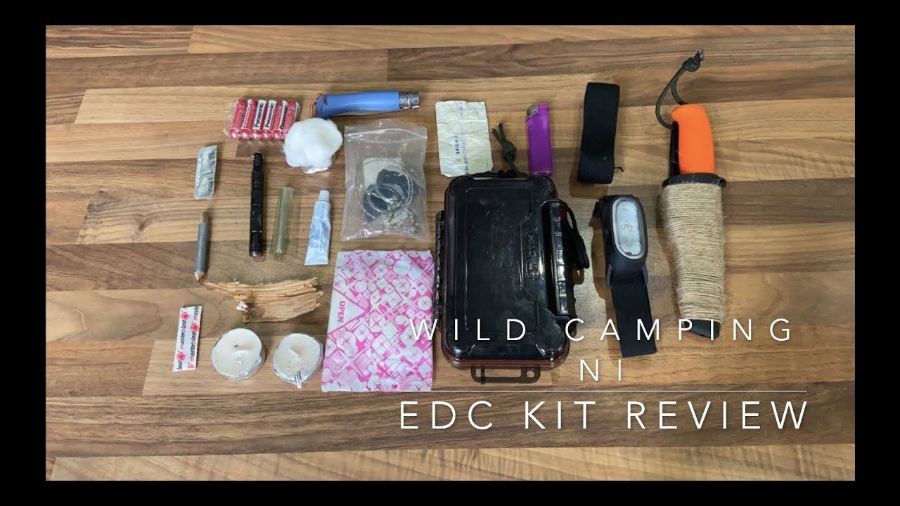 EDC Everyday Carry Kit and Yugo Mess Kit Review