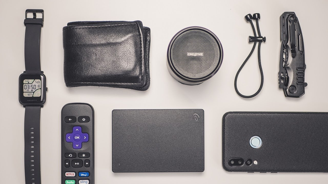 Back to School Tech Essentials | Everyday Carry for Students 2020