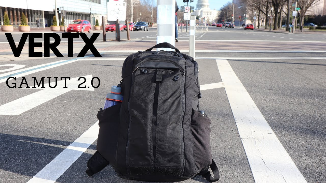 """Vertx Gamut 2.0 """"The Real Review!"""" Everyday Carry Perfection?"""