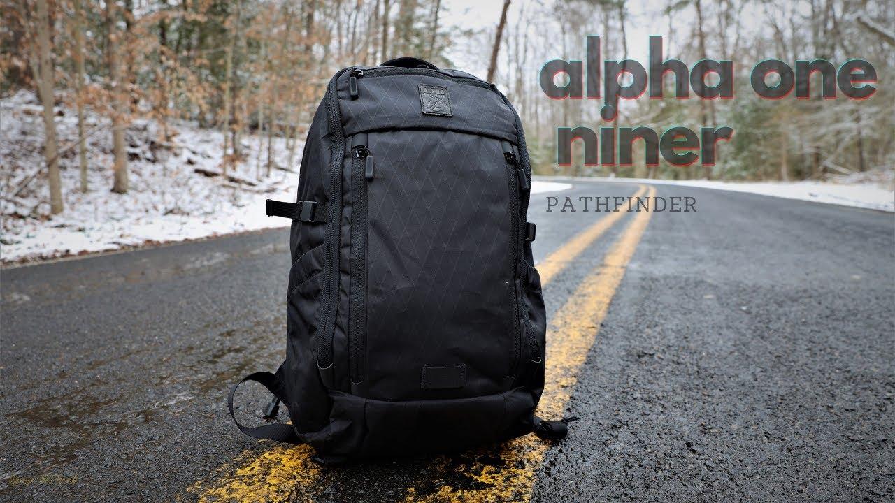 Alpha One Niner Pathfinder: Best Everyday Carry Backpack (EDC) Again?